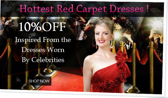 RED CARPET  GOWNS 2012